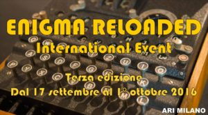 Enigma Reloaded