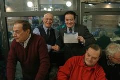 L'allievo Giuseppe si aggiudica un abbonamento annuale a Radio Kit Elettronica